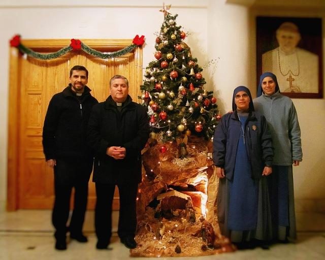 Navidad 2012 siria ive