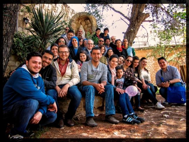 Missionare IVE / SSVM in Aleppo