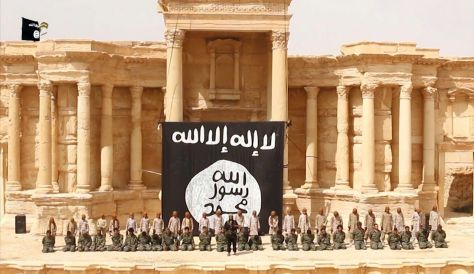 SIRIA-Palmira-Isis