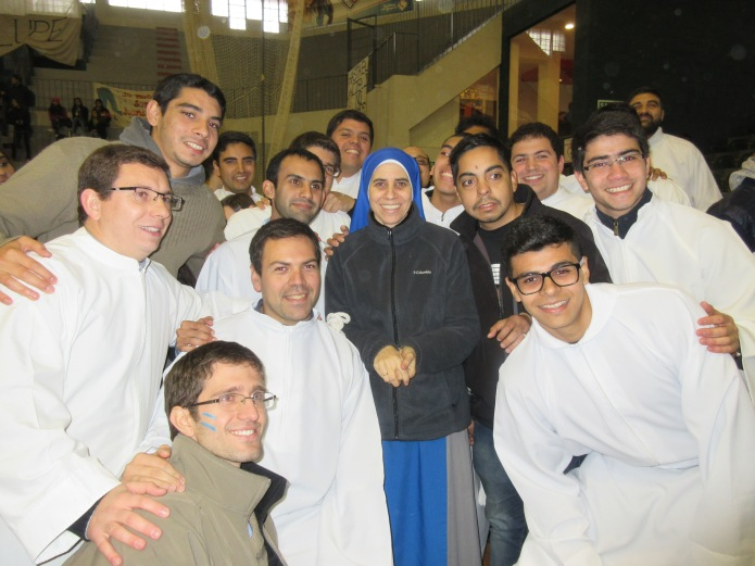Seminaristas Diocesanos de San Juan